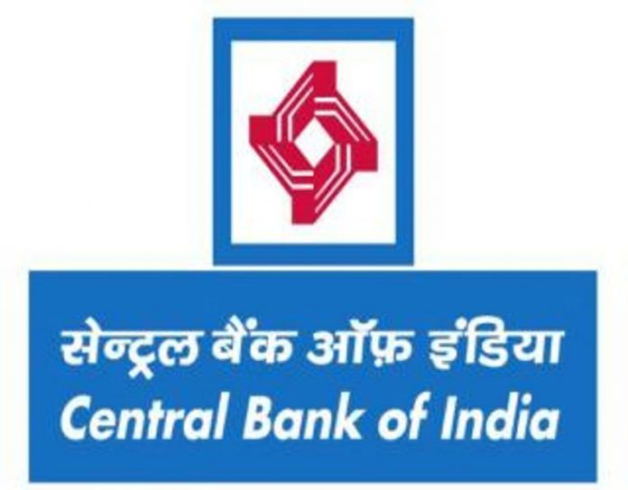 Central Bank of India Recruitment Notification 2018 for Financial Literacy Centre Counsellor Posts