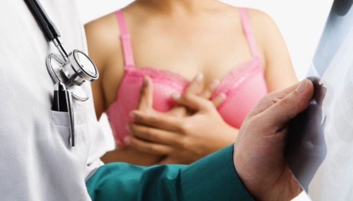 Chemotherapy treatment for breast cancer may increase heart failure risk