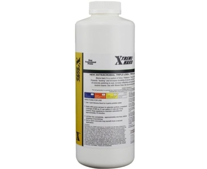 Concrete Cleaning Chemical xtreme polishing system