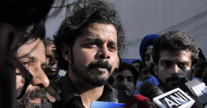 Life ban on S Sreesanth Supreme Court to hear plea on February 5