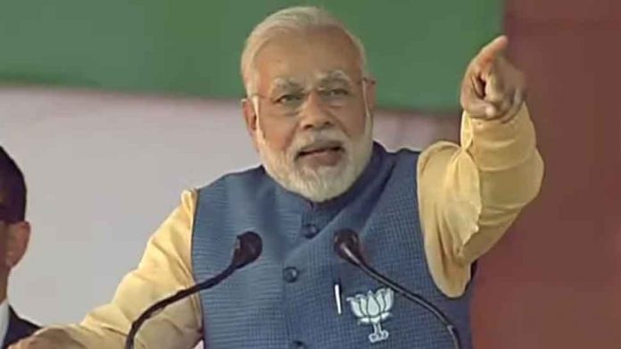 PM Narendra Modi addresses 'Parivartana' rally in Bengaluru Here are his top quotes