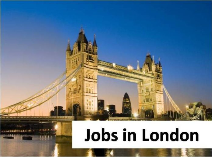 job in london