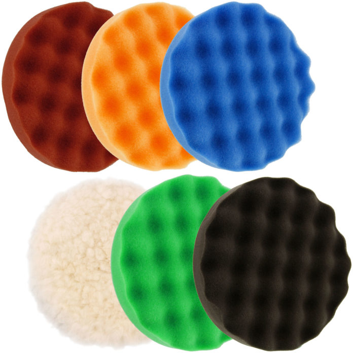 Buffer Polisher Pads