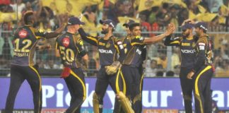 IPL 2018 points table after Matchday 36 KKR move up to fourth after beating KXIP