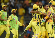 IPL 2018 qualifier 1 Faf du Plessis shines as CSK beat SRH to enter seventh final