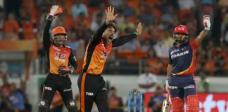 IPL points table after Matchday 34 SRH strengthen their top position, DD remain last