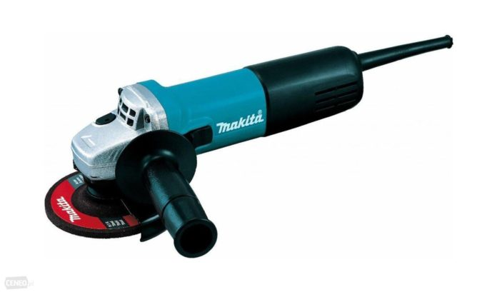 Small Electric Angle Grinder