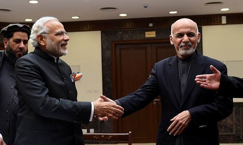 Sorry, not giving Rashid Khan away Afghan President Ghani to PM Narendra Modi