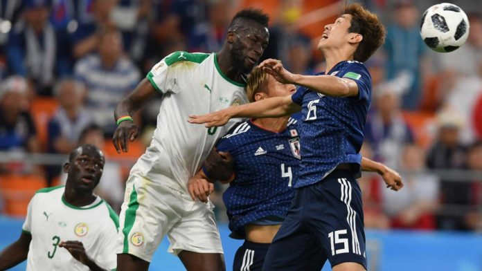 FIFA World Cup 2018 2-2 draw between Japan and Senegal leaves Group H wide open