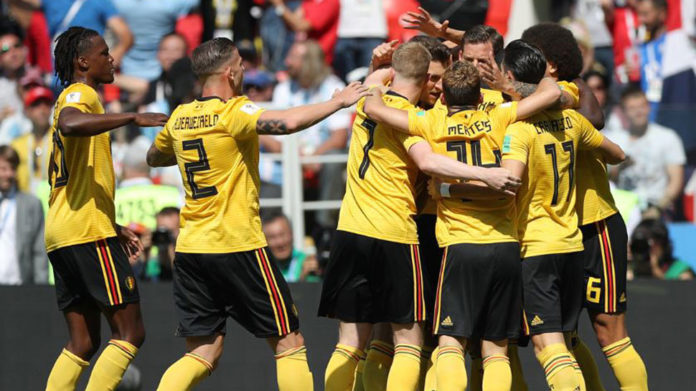 FIFA World Cup 2018 Belgium rout Tunisia 5-2 in Group G match, enter round of 16