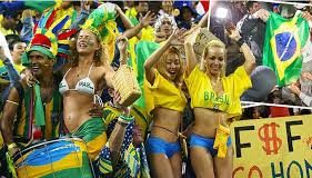 FIFA World Cup 2018 Brazilian men accused of sexually harassing Russian TV journalist