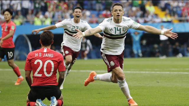 FIFA World Cup 2018 Mexico beat South Korea 2-1, enter Round of 16