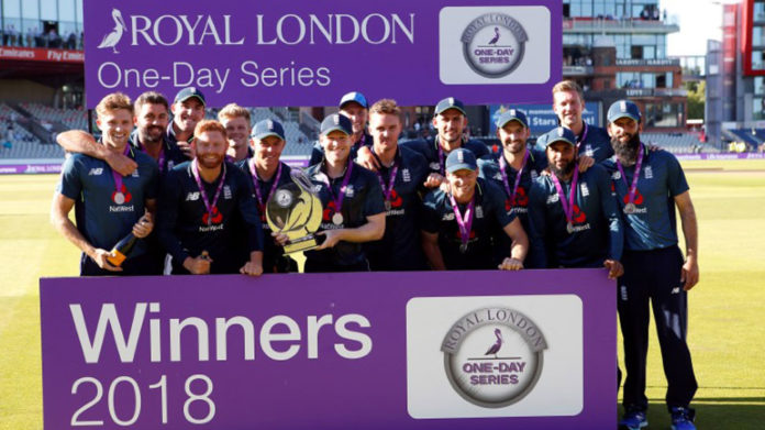 Jos Buttler shines as England win final ODI by 1 wicket, whitewash Australia 5-0