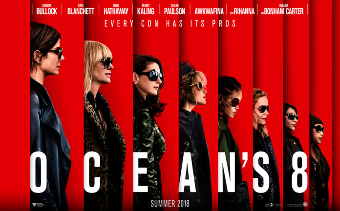 Ocean's 8 movie review Not a Ghostbusters-like disaster but has little to offer beyond visual finery