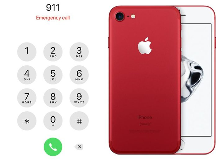 iPhones to soon automatically share your location with 911
