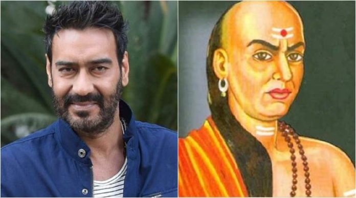 Ajay Devgn to play Chanakya in Neeraj Pandey's next