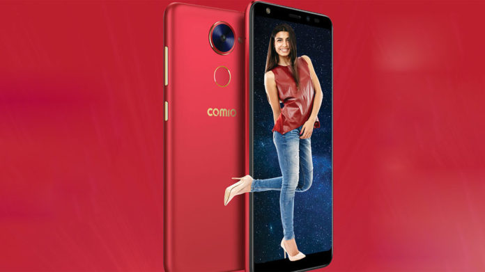 COMIO unveils new smartphone with AI-integrated features