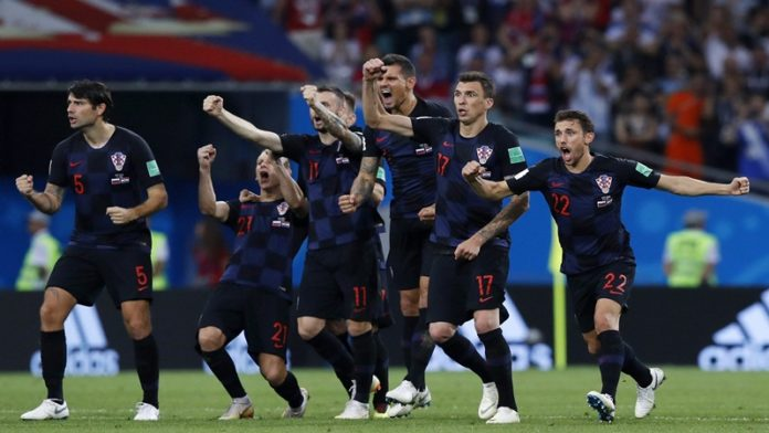 Croatia dump England out of FIFA World Cup 2018, set up final date with France