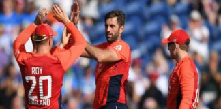 England defeat India by 5 wickets in 2nd T20I to level series at 1-1