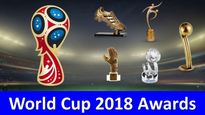FIFA World Cup 2018 Golden Boot, Golden Ball and other award winners - Full list
