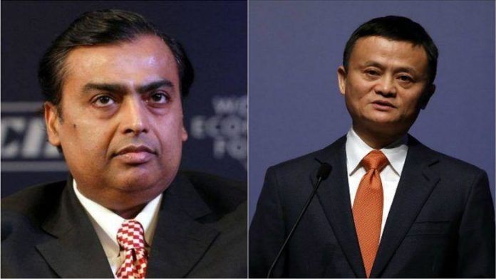 Mukesh Ambani topples Alibaba's Jack Ma to become Asia's richest person