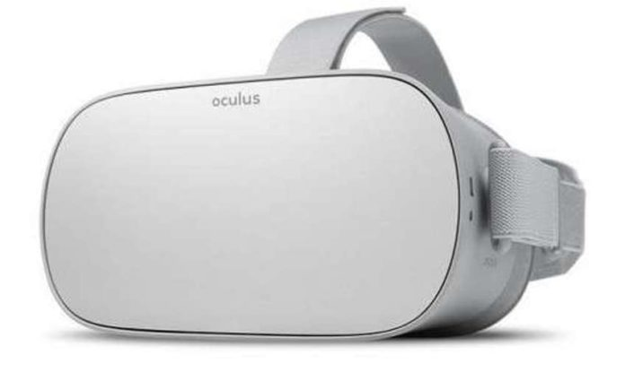 Oculus VR TV now available for watching shows on ''Oculus Go''