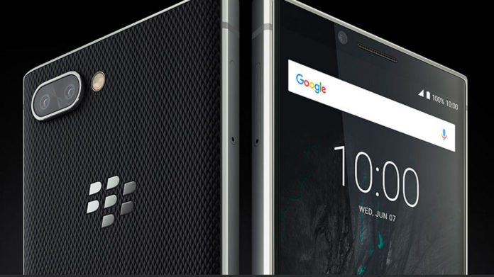 Optiemus launches BlackBerry KEY2, aims for 10% market share in India