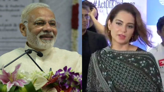 PM Narendra Modi should win in 2019, 5 years not enough Kangana Ranaut amid rumours of political plunge