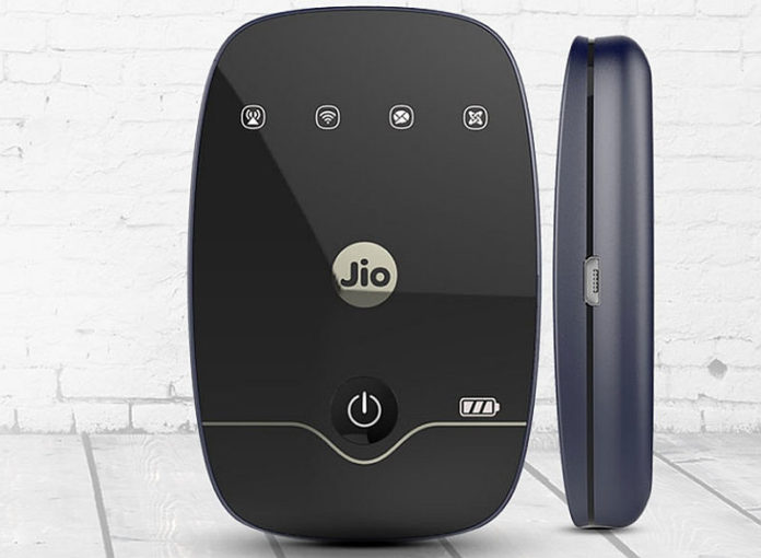 Reliance JioFi dongle now costs Rs 499 'effectively'