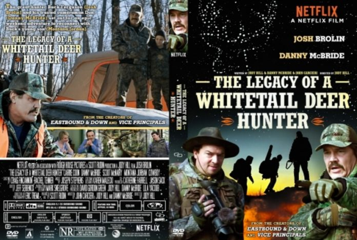The Legacy of a Whitetail Deer Hunter movie review Josh Brolin pulls off a layered, conflicted role