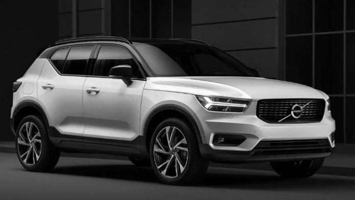 Volvo launches XC40 SUV in India at Rs 39.9 lakh