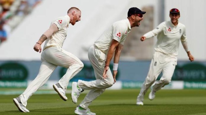 England v India - First Test