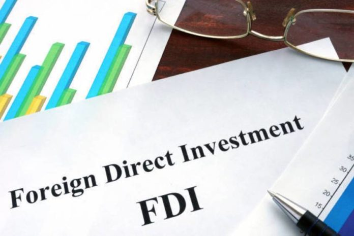 FDI growth up 23% in Apr-June quarter this fiscal