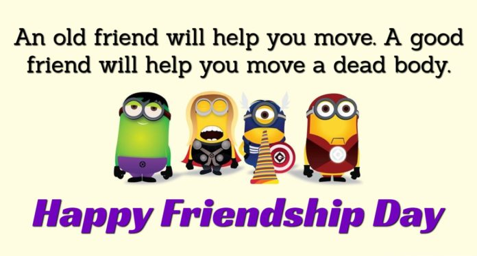Friendship Day 2018