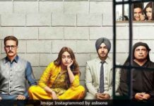 Happy Phirr Bhag Jayegi movie review Sonakshi Sinha leads charge with gusto in a pleasantly silly comedy