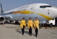 Jet Airways posts first-quarter loss as fuel costs bite