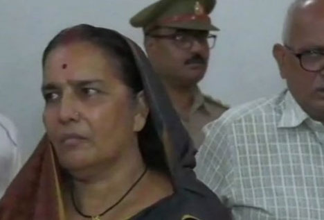 Police arrested Girija Tripathi and her husband Mohan Tripathi, who operated the shelter home in Deoria