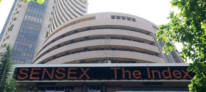 Sensex jumps over 200 points, Nifty hits 11,400 for the first time