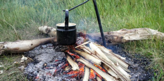 Cooking with solid fuels increases risk of respiratory illness
