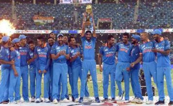 Cricket India pip Bangladesh in a thriller to defend Asia Cup title