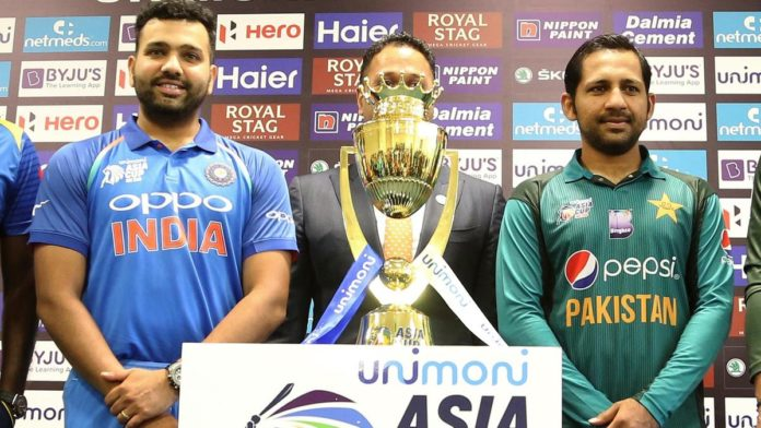 India-Pakistan clash set to light up Asia Cup 2018