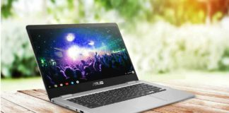 ASUS QUIETLY ANNOUNCES A 14-INCH CHROMEBOOK C423 WITH TOUCHSCREEN DISPLAY