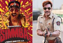 Ajay Devgn to cameo as Bajirao Singham in Rohit Shetty's Simmba