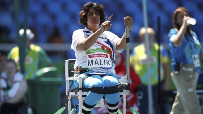 Asian Para Games 2018 Deepa Malik clinches bronze medal with best effort of 9.67 metres in discus throw