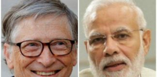 Bill Gates heaps praise on PM Narendra Modi for Swachh Bharat campaign