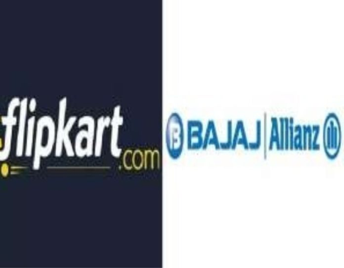 FLIPKART TIES UP WITH BAJAJ ALLIANZ TO BEGIN INSURING PHONES FROM 10 OCTOBER