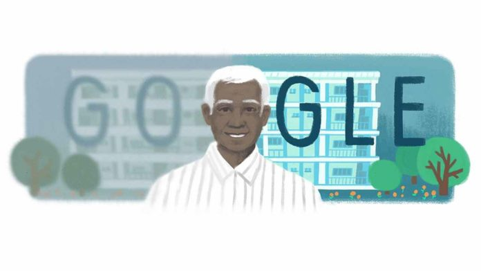 GOOGLE DOODLE CELEBRATES OPHTHALMOLOGIST GOVINDAPPA VENKATASWAMY ON HIS 100TH BIRTH ANNIVERSARY