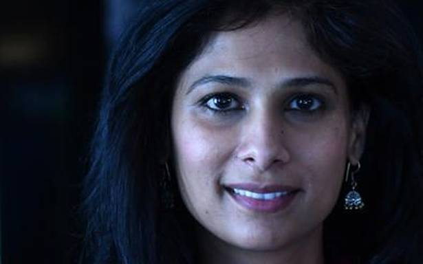 IMF appoints Gita Gopinath its first woman chief economist All you need to know about advisor to Kerala govt