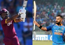 India vs West Indies Hope-Hetmyer guide Windies to tie in last ball thriller