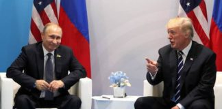 Putin and Trump set to meet in Paris on November 11